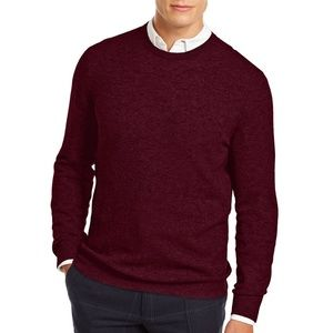 New $195 CLUB ROOM 200% Cashmere Sweater, M